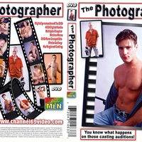 The Photographer Channel 69 - Gay Sealed DVD