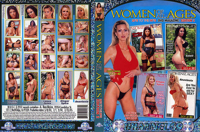 Women Of All Ages 2, Channel 69 - Specialty Sealed DVD