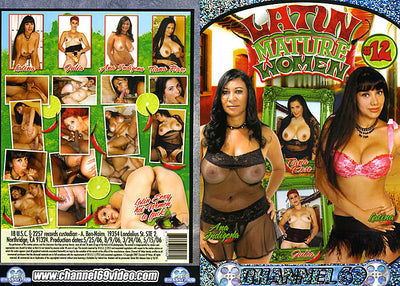 Latin Mature Women 12, Channel 69 - Specialty Sealed DVD
