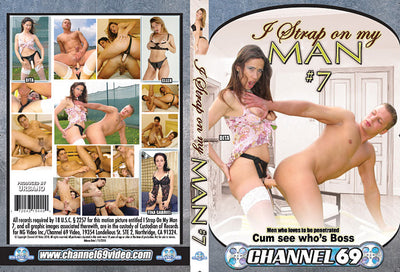 I Strap On My Man 7, Channel 69 - Specialty Sealed DVD