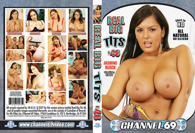 Real Big Tits 48, Channel 69 - Specialty Sealed DVD