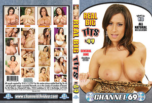 Real Big Tits 49, Channel 69 - Specialty Sealed DVD