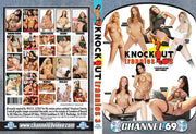 7 Knockout Trannies 3 Channel 69 - Specialty Sealed DVD