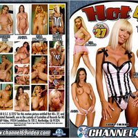 Hot 40+ 27, Channel 69 - Specialty Sealed DVD