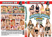 Chunky Chicks Home Alone 4 Pack (4 Disc Set), Channel 69 - 4 Pack Sealed DVD