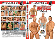 Hairy Horndogs 4 Pack (4 Disc Set) Channel 69 - 4 Pack Sealed DVD