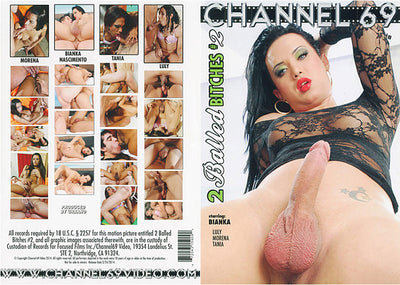 2 Balled Bitches 2 Channel 69 - Specialty New Sealed DVD