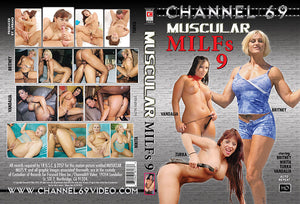 Muscular MILFs 9, Channel 69 - New Sealed DVD