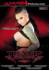 Tramp Stamps (christy mack & bonnie rotten) Smash Pictures Sealed DVD