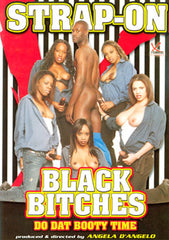 Strap On Black Bitches #1 - Legend DVD