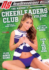 Naughty Cheerleader Club #2 - New Sensations DVD
