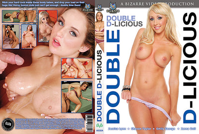 Double D-Licious 1 Bizarre - All Sex Sealed DVD