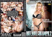 *Hot Wife Creampie #2 - Zero Tolerance 2018 Sealed DVD