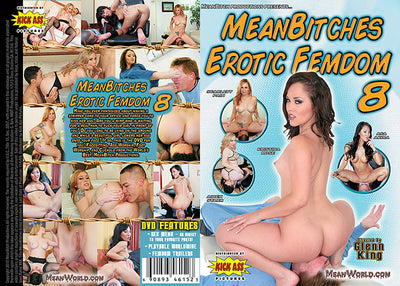 Mean Bitches Erotic Femdom 8 Meanbitch - Fetish Sealed DVD