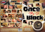 Once They Go Black Western Visuals - Classic Sealed DVD