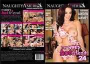 My Wife's Hot Friend 24, Naughty America - Reality Sealed DVD