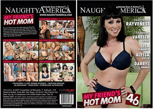 My Friend's Hot Mom 46, Naughty America - Reality Sealed DVD