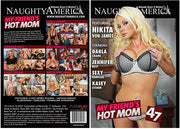My Friend's Hot Mom 47, Naughty America - Reality Sealed DVD