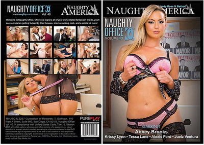 Naughty Office 40, Naughty America - Reality Sealed DVD