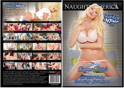Neighbor Affair 29, Naughty America - Reality Sealed DVD