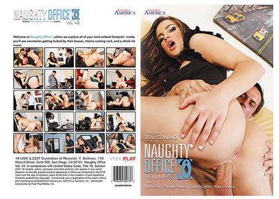 Naughty Office 43, Naughty America - Reality Sealed DVD