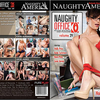 Naughty Office 29, Naughty America - Reality Sealed DVD