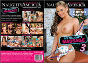 My Naughty Massage 3, Naughty America - Reality Sealed DVD