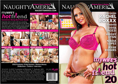 My Wife's Hot Friend 20, Naughty America - Reality Sealed DVD