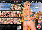 Housewife 1 On 1 30, Naughty America - Reality Sealed DVD