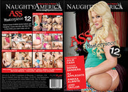 Ass Masterpiece 12 Naughty America - Sealed DVD