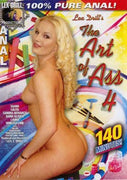 The Art of Ass #4 Legend Adult XXX DVD in White Sleeve