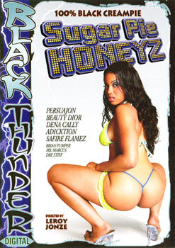 Sugar Pie Honeyz #1 - Legend DVD