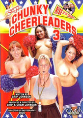 Chunky Cheerleaders #3 Legend DVD
