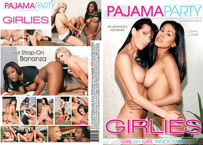 Girlies #1 - Pajama Party Sealed DVD