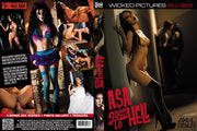 Asa Goes to Hell - Wicked Sealed DVD