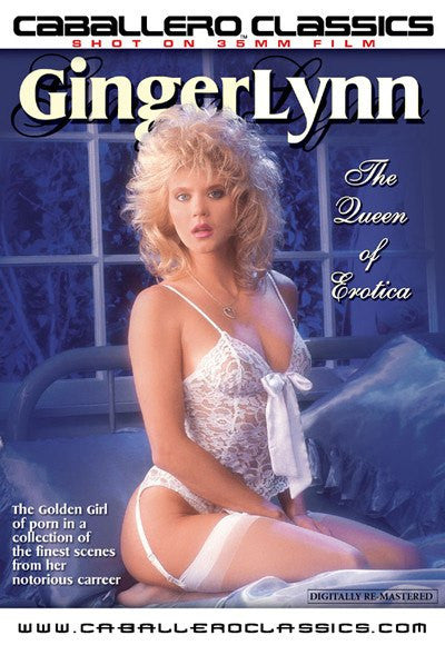 Ginger Lynn The Queen of Erotica - Classic DVD