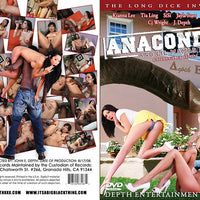 Anacondas and Lil Mamas #3 - Depth Ent Sealed DVD