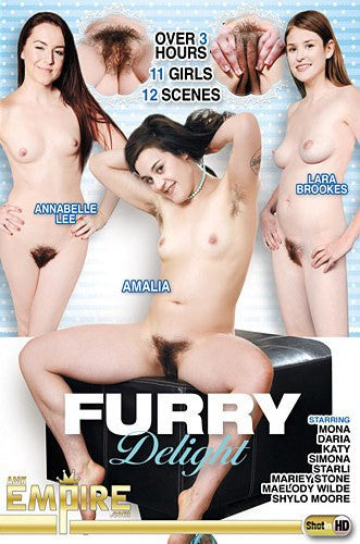 Furry Delight - AMK Empire Sealed DVD