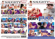 Dude, Don't Fuck My Wife 3 Naughty Sinner - All Sex Sealed DVD