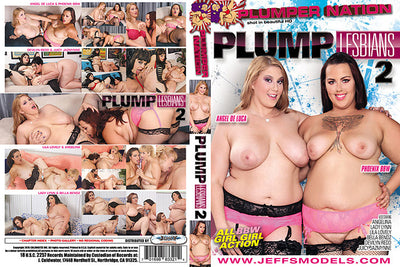 Plump Lesbians 2 Plumper Nation - Fat Sealed DVD