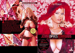 Jenna Loves Diamonds - Jenna Jameson Adult XXX Sealed DVD