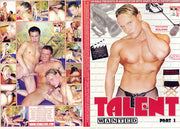Talent Wanted US Male - Gay Sealed DVD