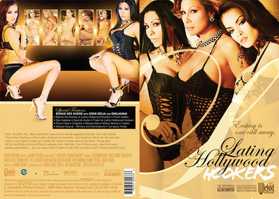 Latina Hollywood Hookers - Wicked - Feature Sealed DVD