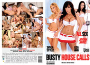 Busty House Calls Wicked - Feature Sealed DVD
