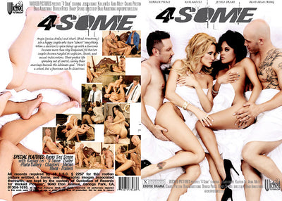 4Some Wicked - Feature  - Sealed DVD