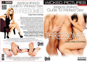 Jessica Drake's Guide To Wicked Sex: Threesomes Wicked - Instructional Sealed DVD
