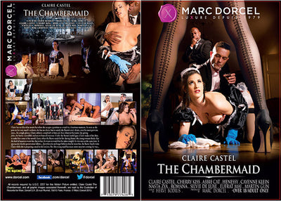 The Chambermaid Marc Dorcel - European Sealed DVD
