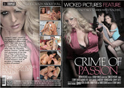 Crime Of Passion Wicked - Stormy Sealed DVD