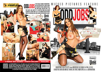 Odd Jobs Wicked - Sealed DVD