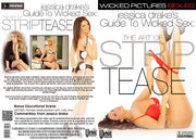 Jessica Drake's Guide To Wicked Sex: The Art Of Strip Tease Wicked - Instructional Sealed DVD